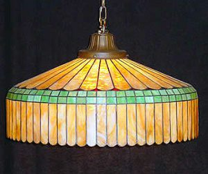 albert sechrist colonial revival chandelier