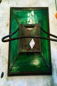 Tiffany frame restoration